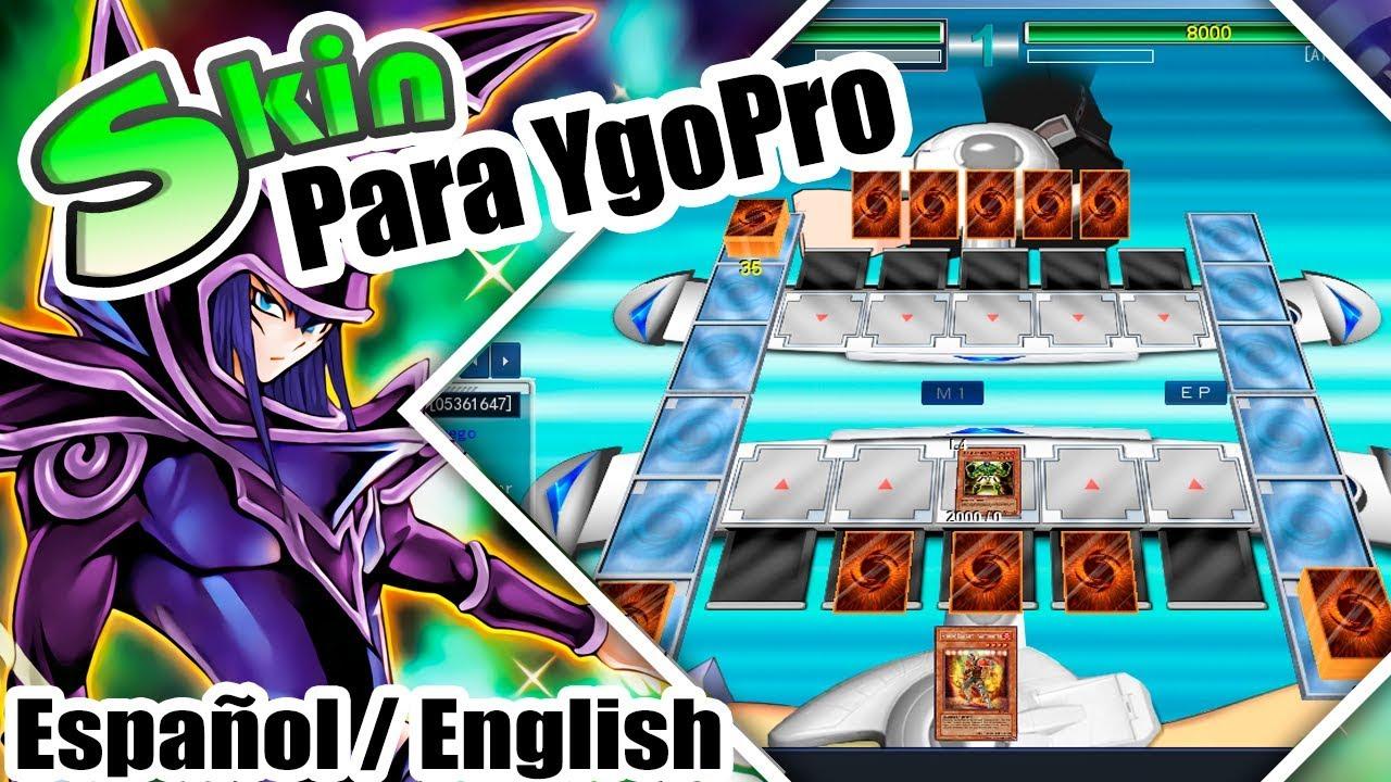 YGOpro Skin | Duel Disk v2 | Doovi