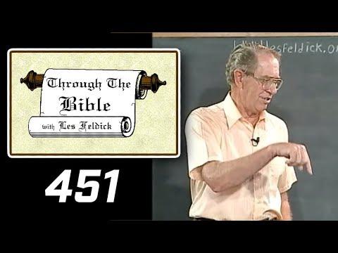 [ 451 ] Les Feldick [ Book 38 - Lesson 2 - Part 3 ] Ephesians 4:25-5:6 |a