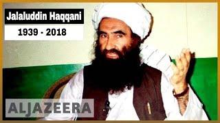 🇦🇫 Jalaluddin Haqqani, founder of prominent Afghan armed group, dies | Al Jazeera English
