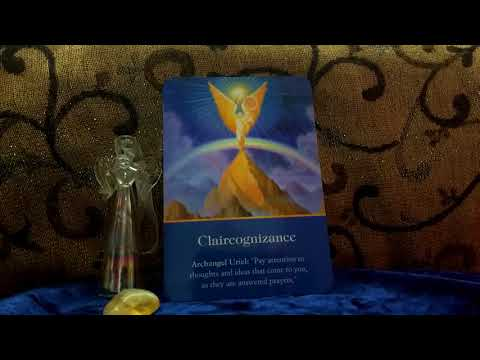 daily oracle card reading 23rd December by fairy willow with Archangel tarot