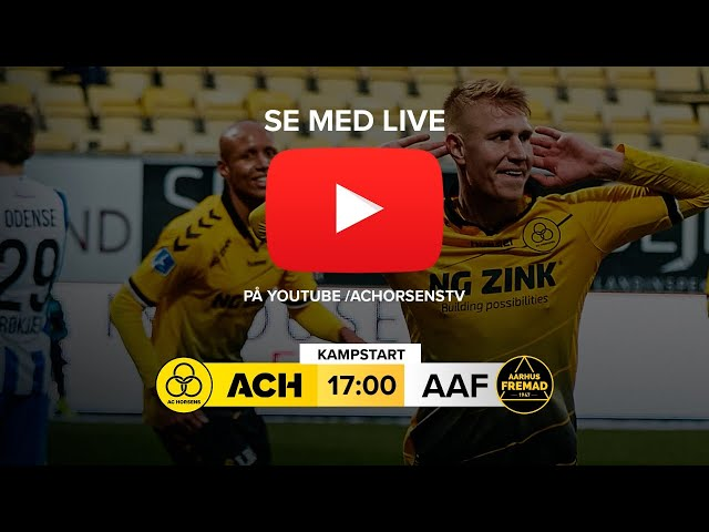 AC Horsens vs Aarhus Fremad (Træningskamp)