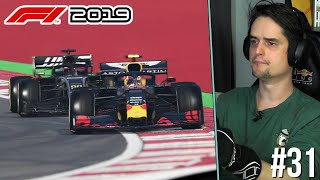 0.003 seconde verschil voor Pole Position - F1 2019 Career Mode #31