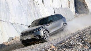 Range Rover Velar - new level of innovation and luxury