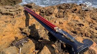 Leviatán de  SORIATEC 2021   (Subtitulado) fusil de pesca submarina #spearguns