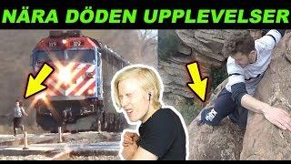 NÄRA DÖDEN UPPLEVELSER (HELT SJUKT!) - GORDON REAGERAR