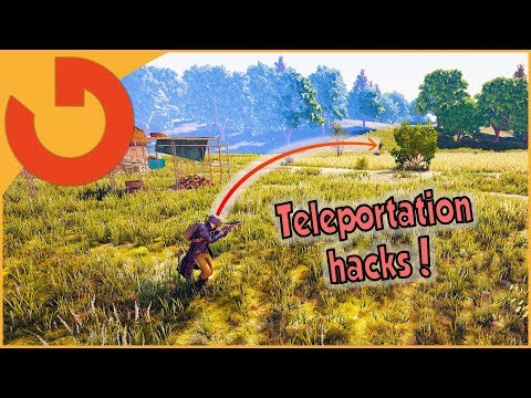 PUBG Hacker Compilation | FASTEST TELEPORTATION HACKERS EVER SEEN!