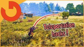 PUBG Hacker Compilation | FASTEST TELEPORTATION HACKERS EVER SEEN!