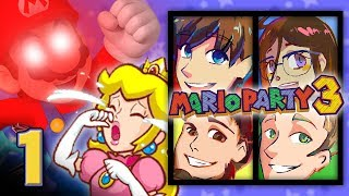 """Mario Party 3: """"Sociopathic Dillon"""" - EPISODE 1 - Friends Without Benefits"""