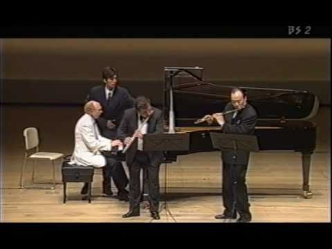 3 Duos de Mendelssohn et Lachner de Theobald Böhm