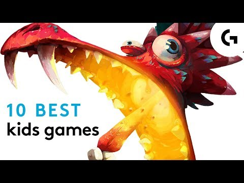 The Best Kids Games On PC