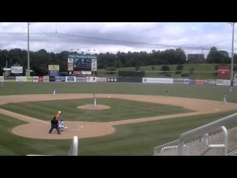 Tanner Revis Enka Perfect Game Showcase Baseball