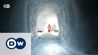 Iceland: A tunnel through the ice | Focus on Europe