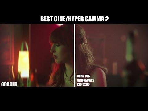 BEST CINE/HYPERGAMMA ? REC.709, Cine 1, Cine 2, Cine 3, Cine 4, S-log