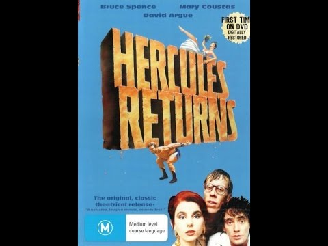 Hercules Returns 1993 DVD Exclusive High Quality