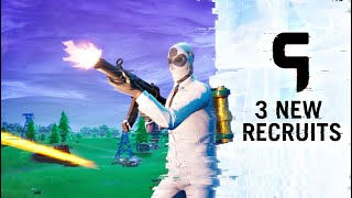 We Picked Up Three More Fortnite Players... | #GhostFortnite