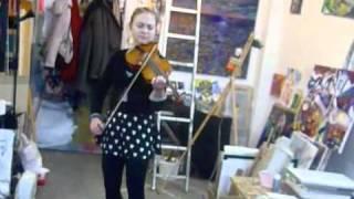 Olga Kholodnaia - Improvisation