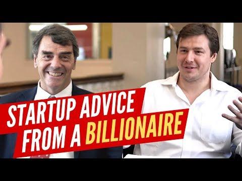 Talking Startups with Billionaire Tim Draper