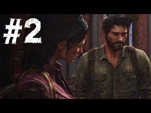 The Last of Us Gameplay Walkthrough Part 2 - Quarantine Zone