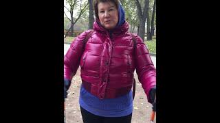 Скандинавская ходьба отзыв Елены