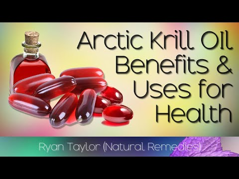 Krill Oil: Benefits and Uses