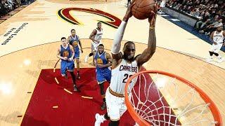 Best Highlight Dunks from Last 2 NBA Finals