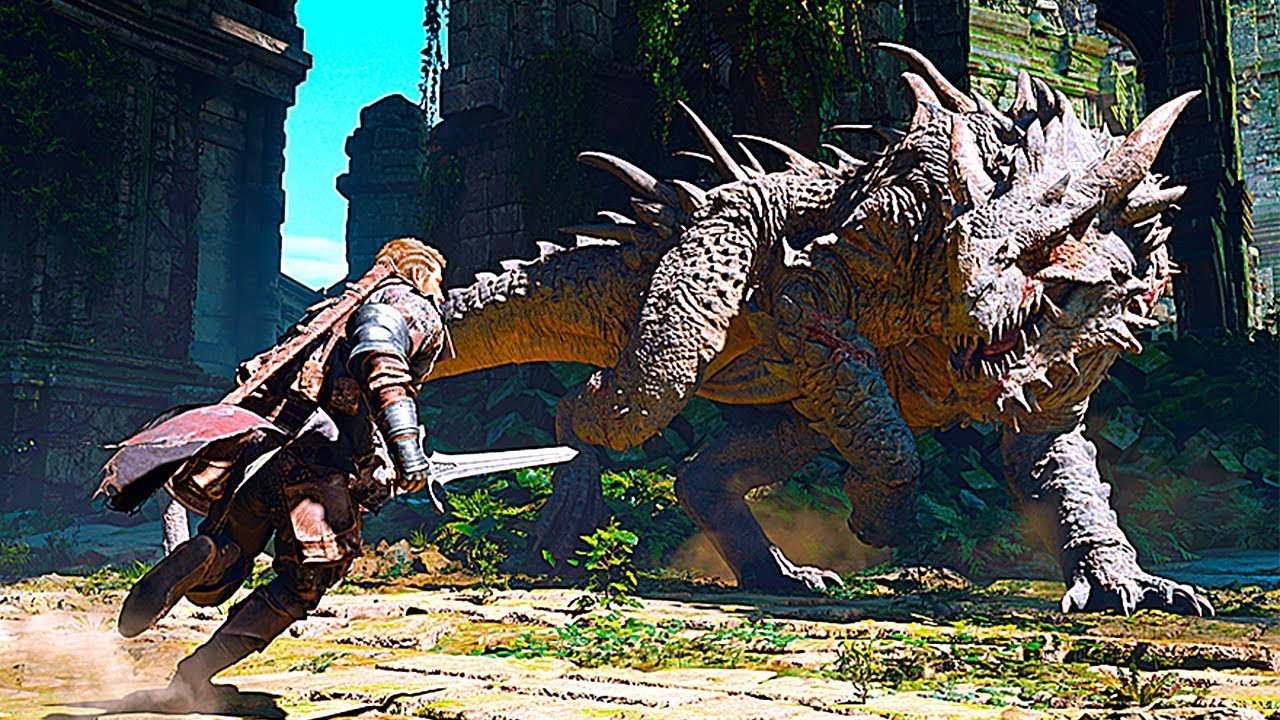 Project Awakening Official Trailer New Action Rpg Game