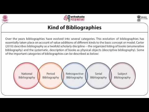 Reference Sources : Bibliographies, Indexes And Abstracts (LIB)
