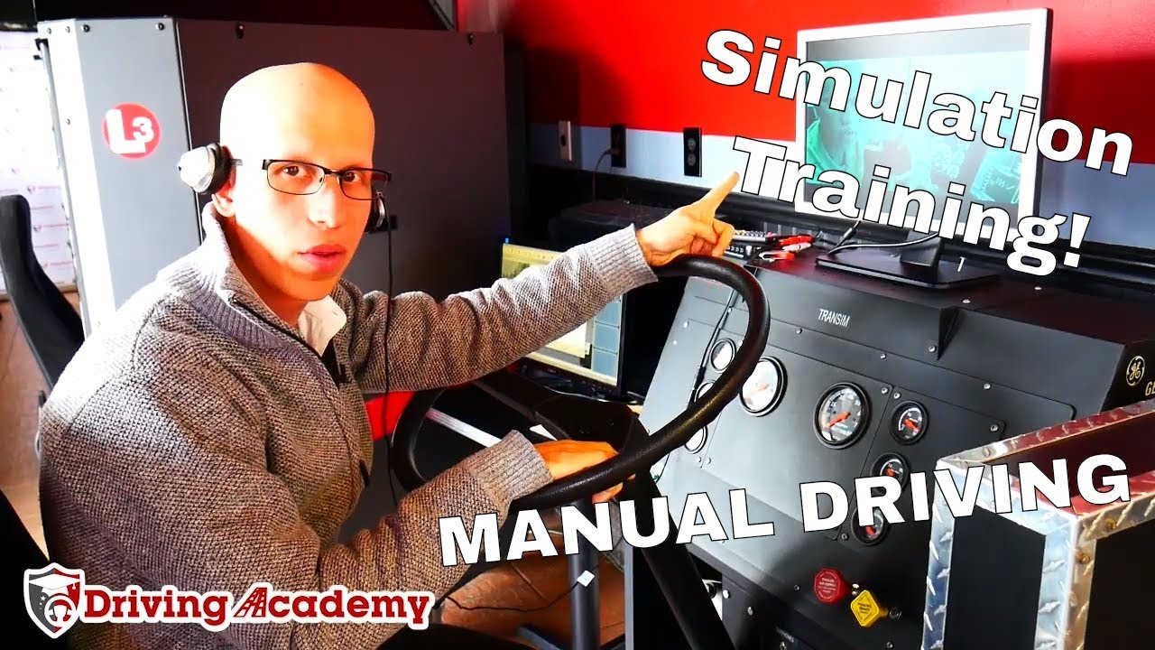 Learn to Drive Manual with SIMULATION TRAINING – Anyone can Drive Manual – Driving Academy