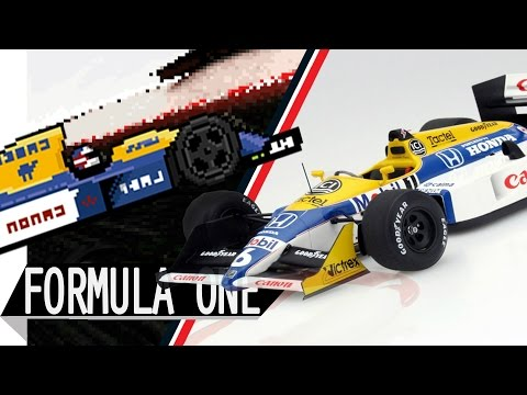 Evolution Of Formula One