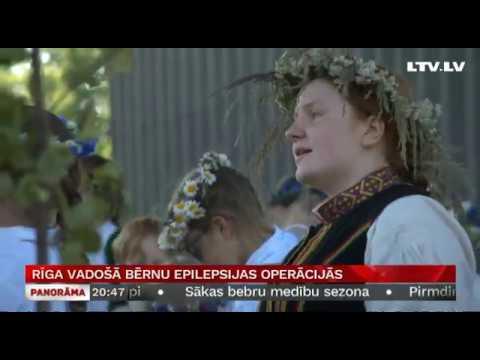 Rīga vadošā bērnu epilepsijas operācijās