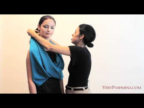 How To Wear A Shawl 10 Stylist Suggestions