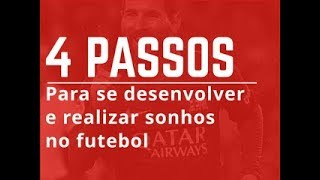 4 passos para ser um jogador de futebol   FUTEBOL   CARLOS BERTOLDI   TICÃO