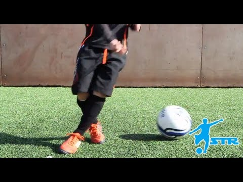 Learn Ronaldo Neymar Messi skills - STRskillSchool Travel Video