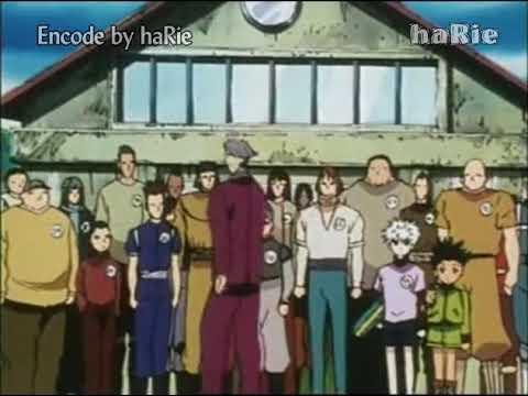 Hunter X Hunter 1999 Episode 8 Dub Indo