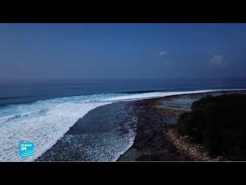 جزر المالديف: جنة على الأرض مهددة بالاختفاء  - نشر قبل 2 ساعة