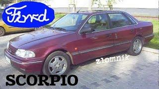 Złomnik: Ford Scorpio – więcej tyłu niż przodu