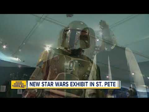 'Star Wars and the Power of Costume' exhibit invades St. Petersburg's Museum of Fine Arts