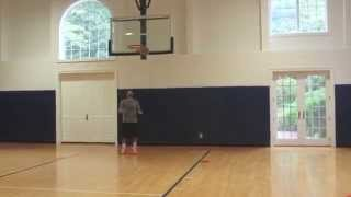 KEMBA WALKER Pre Season Workout With JAY HERNANDEZ - PRO HOOPS
