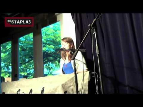 Rachel Louise - StadsHelden 16 mei 2011 (Theatercafe De Bastaard)