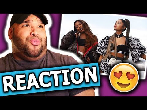 Ariana Grande and Victoria Monét - MONOPOLY   REACTION