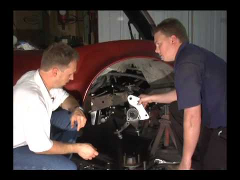 VBP - C3 to C5 Corvette Front Brake Conversion (Part 1)