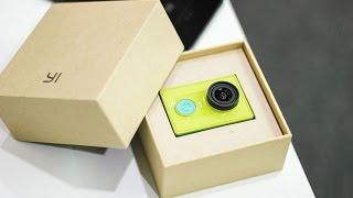 [Розпакування, GearBest] Екшн камера Xiaomi Yi. Комплект постачання