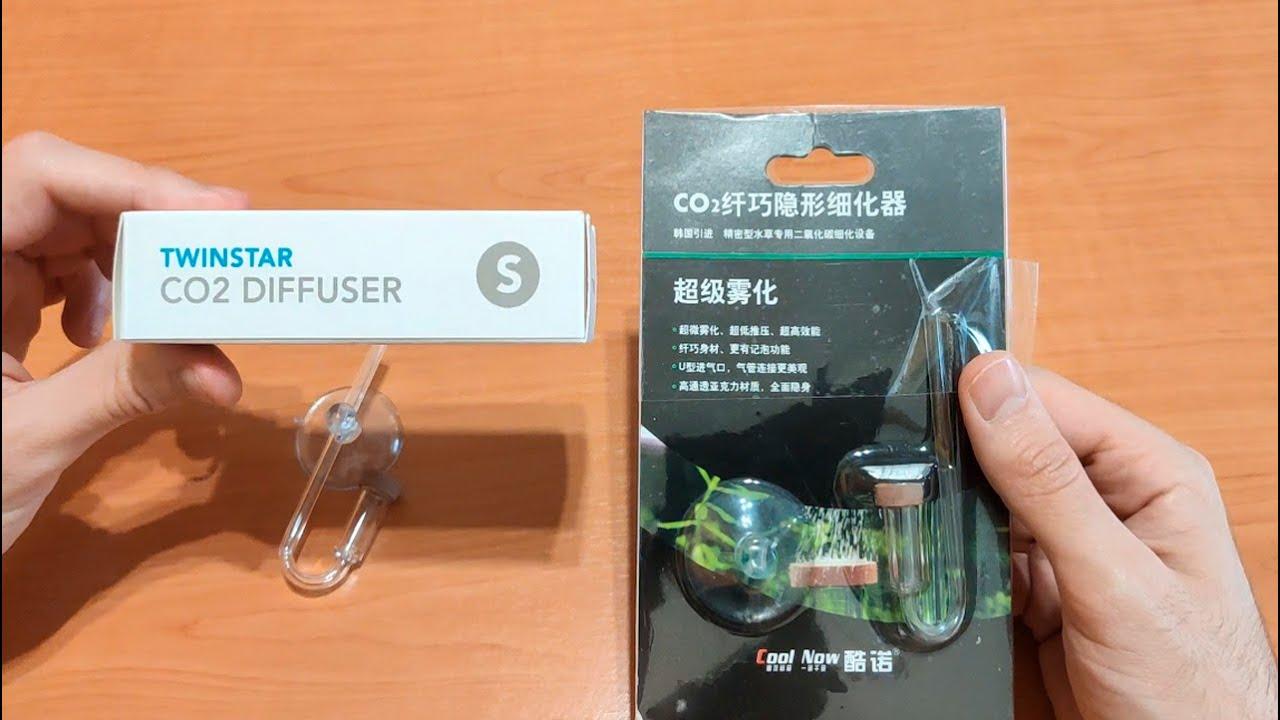 Difusor Twinstar VS Copia China ¿Cual es mejor? Te sorprenderá!