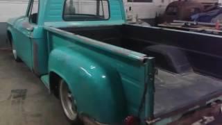 1964 dodge d100 lowrider