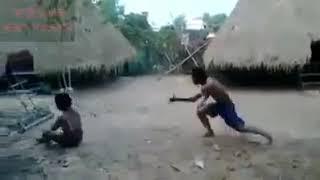 Muay Thai Vs Silat ~ Crazy fighting skills