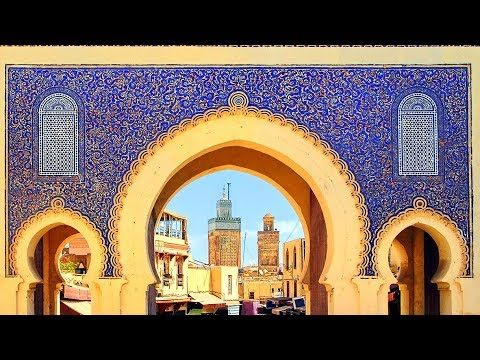 Le Città Imperiali Del Marocco. Documentario.
