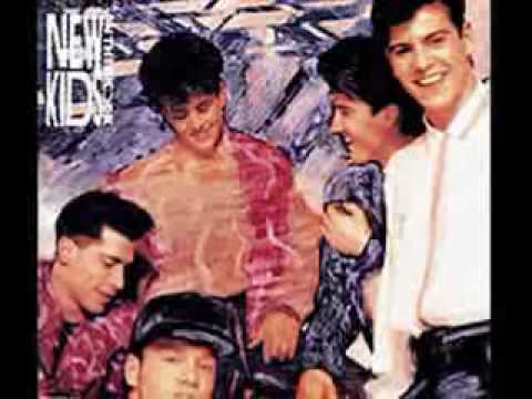 New KIDS on the BLOCK-Didn't I Blow ur mind