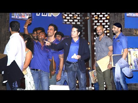 Ambani's Private Party For Mumbai Indians IPL 10 Team INSIDE