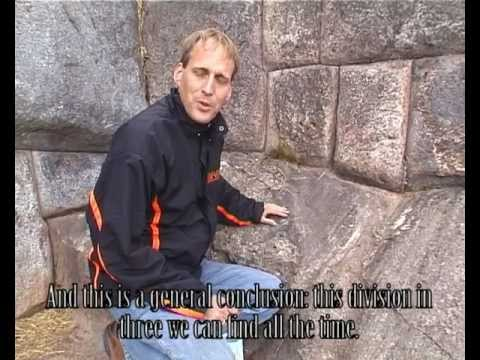 Interview with Jan Peter de Jong part 1, Sacsayhuaman, Cusco