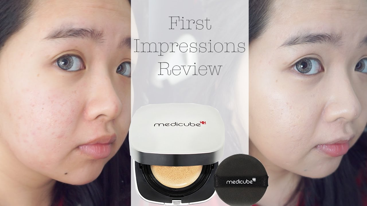 Medicube Red Cushion First Impressions Review